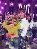 SKE48卒業・引退控える佐藤すみれ、最後の歌番組収録で見せた「チームE愛」にメンバー涙