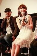 "HKT48宮脇咲良、前代未聞の""14時間耐久""試写会にエール「寝ずに頑張って」"
