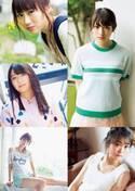 欅坂46メンバーの素顔に迫る 『ヤンマガ』人気連載の総集編公開