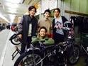 香取慎吾、3年4ヶ月ぶり優勝の森且行を祝福「カッコいいぜぇ!森くん!!」