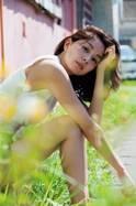 石橋杏奈、フレッシュな美肌と大人の表情 写真集の未公開カット解禁