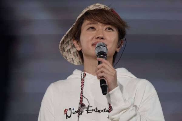 全国ツアー『Nissy Entertainment 2nd LIVE』の最終公演を行ったNissy