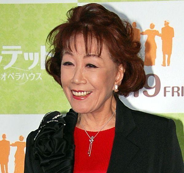 朝丘雪路さん死去 82歳 女優、歌...