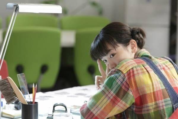 『半分、青い。』で主演を演じる永野芽郁(C)NHK