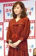 前田敦子、第1子妊娠発表後初公の場に登場 早くも親バカ宣言「2人でいっぱい写真を撮る」