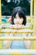AKB48のニューヒロイン・矢作萌夏、輝くワンピース姿披露 16歳の超絶美少女