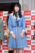 STU48・瀧野由美子、グラビアアイドルとの共演に「目のやり場に困ります」