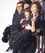 米倉涼子、吉田沙保里のお姫様抱っこに大興奮「ふわっと体が浮いた!」