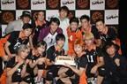 芸能生活20周年を迎えた須賀健太、共演者からの誕生日サプライズに号泣!?「嬉しさとともに身が引き締まる思い」