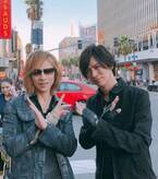 DAIGO、YOSHIKIのDAI語に大興奮  ロス生活にも潜入「お宝映像ですよ!」