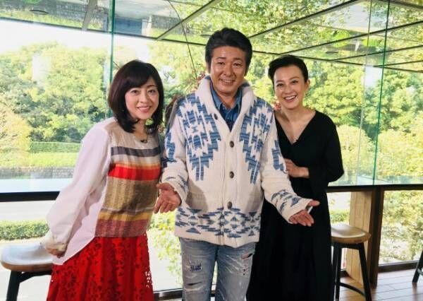 18日午前7時放送の『ボクらの時代』(フジテレビ系/午前7時~7時30分)。左から松本明子、布川敏和、森尾由美(C)フジテレビ