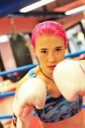 ボクサー高野人母美、突然の引退と渡米から1年「生理も止まった、それでも勝てる強い体がほしい」
