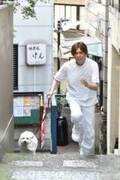 """ジャニーズWEST・小瀧望、共演""""犬""""ダイキチと『全力坂』疾走「僕的にはスムーズにいった」"""