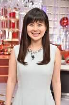 福原愛さん、第2子妊娠発表後初テレビ出演 女芸人の頂点を見届ける「たくさん笑いたい」