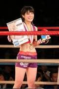 仮面女子・川村虹花、RIZIN参戦決定 アイドルと格闘技選手の両方でさいたまスーパーアリーナに立つ唯一の存在に
