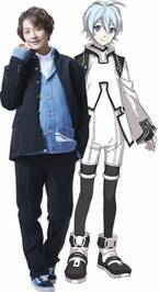 超次元革命アニメ『Dスク』出演の橋本祥平、デビュー5周年の今年は「
