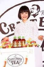 杉咲花、「買い物は直観で買います」 新CMで苦手なダンスに挑戦