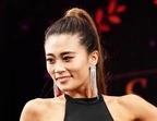 「お尻を重点的にトレーニング」23歳アイリスト、美ボディ大会で華やかなポージング披露