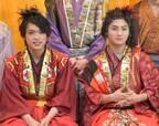宇宙Six・山本亮太&原嘉孝、W主演舞台に意気込み「期待に応えるのが使命」