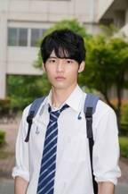 岡田健史、初主演ドラマの制服ビジュアル公開「原作の良いところは取り入れながら…」
