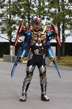 仮面ライダーグリスパーフェクトキングダム解禁 カシラが三羽ガラスとの絆で最強フォームに