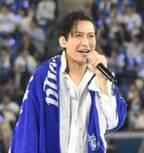 大沢樹生、25年ぶりローラースケートで大転倒 まさかの事態も「痛くないね」