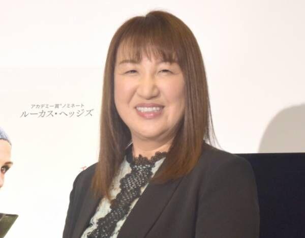 映画『ベン・イズ・バック』のトークイベントに出席した北斗晶 (C)ORICON NewS inc.