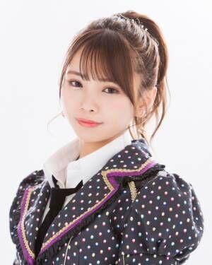 NMB48の卒業を発表した磯佳奈江