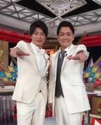 田中圭、スタジオで米津玄師「Lemon」を熱唱 仲良し千鳥・ノブを徹底サポート