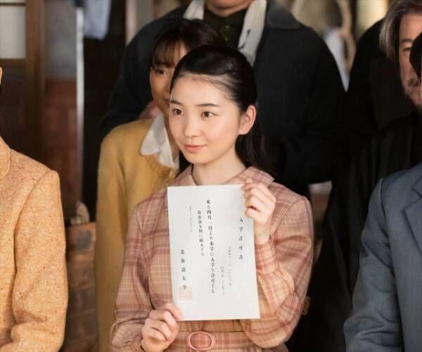 『第61回北大祭』に『なつぞら』夕見子がやってくる!6月8日、福地桃子が登壇するトークショー開催(C)NHK