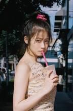 今田美桜、初のスタイルブック7・18発売 LAで撮影&メーク・カバンの中身も公開