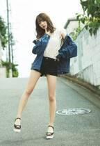 夢アド・志田友美、モデルとして本格始動 気鋭クリエイター所属のエージェント参画