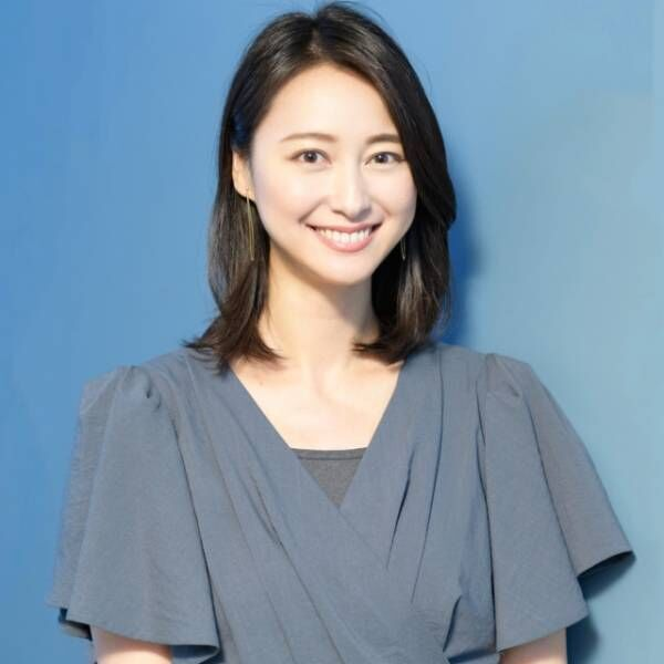 『NEWS23』の新メインキャスター・小川彩佳アナ/撮影:嘉陽宗也(C)oricon ME inc.