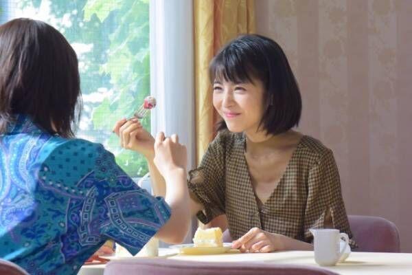 JA共済連の生活障害共済「働くわたしのささエール」の新TVCM『イチゴ』篇に出演した浜辺美波