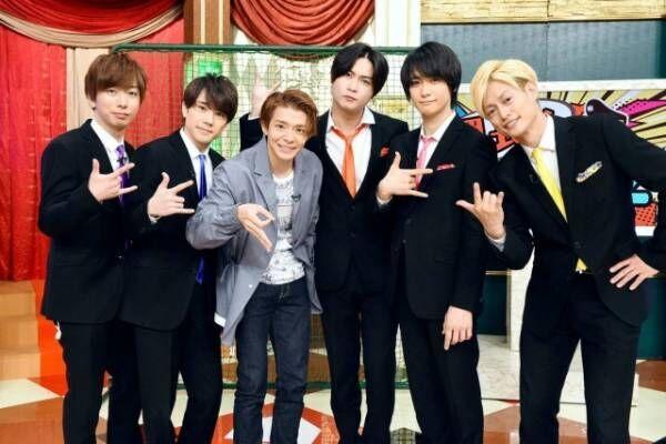 6月22日放送、テレビ東京『ABChanZOO』King & Prince 岸優太が登場(C)テレビ東京