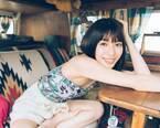 話題のCM美女・白石聖、鎌倉で一泊二日の夏休み 『FLASH』初カバーで撮り下ろし