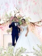 インドネシア住みます芸人が結婚 アキラ&ディアスタ「笑顔いっぱいの家庭を」