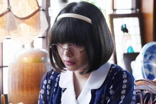 木曜劇場『ルパンの娘』に出演する岸井ゆきの (C)フジテレビ