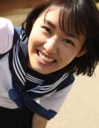 竹内愛紗、初主演ドラマで女子高校生役「悩みがリアルに描かれている」