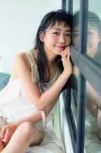 女優・奈緒、『あな番』エキセントリック隣人役は「SNSで怖いって書かれています(笑)」