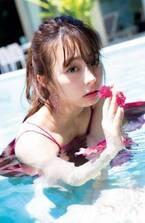 宇垣美里、4ヶ月ぶり『週プレ』カバーはタイ・サムイ島で撮り下ろし