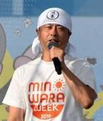 次長課長・河本、消費者庁のイベントでボケさく裂「岡本社長なら…」