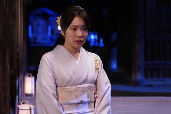 木曜劇場『ルパンの娘』第7話に出演する真魚 (C)フジテレビ