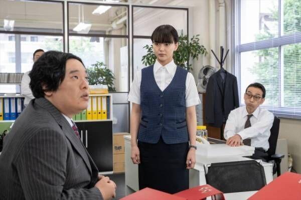 多部未華子主演、ドラマ10『これは経費で落ちません!』第3話(C)NHK