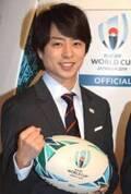 櫻井翔、いよいよラグビーW杯開幕で日本優勝に期待「自国開催の勢いで」
