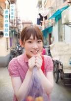 欅坂46小池美波、1stソロ写真集の表紙カット&タイトル公開