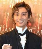 キスマイ藤ヶ谷、色男役でファンに呼びかけ「抱かれるような気持ちできて」