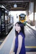 """大原優乃、1年半ぶり写真集のタイトル決定 """"見返り美人""""カット先行公開"""
