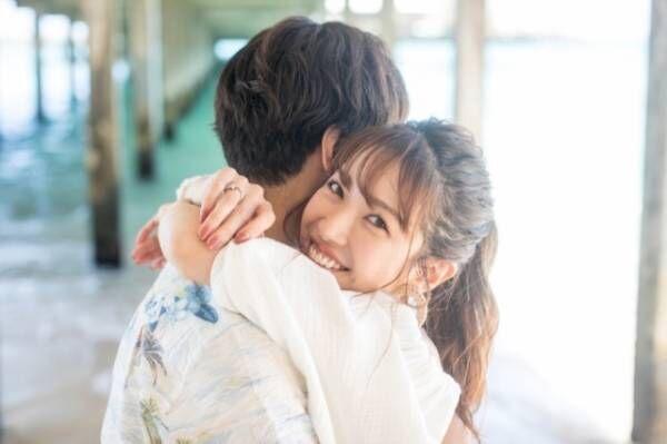 ブログで結婚を報告した舟山久美子(写真はブログより、事務所許諾済み)