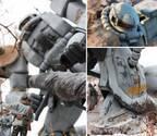 """ジオラマで表現したいのは『機動戦士ガンダム第08MS小隊』の""""泥臭さ""""、「ザクが最も輝くのは裏方の役回り」"""